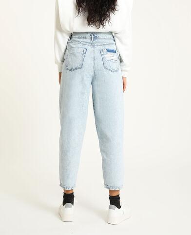 Jeans slouchy blu chiaro