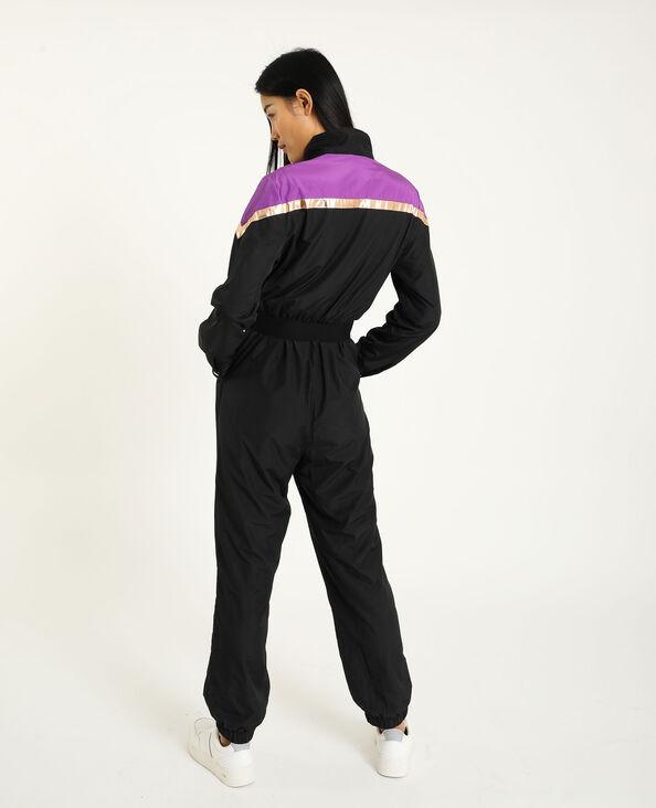 Abito pantalone anni '80 nero