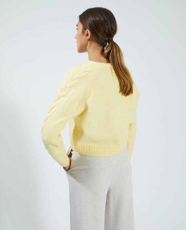 Cardigan morbidissimo giallo - Pimkie