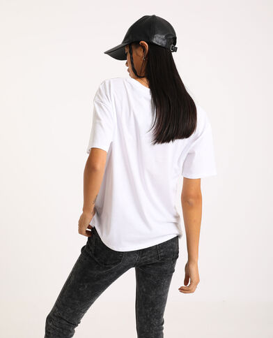 T-shirt One Piece bianco