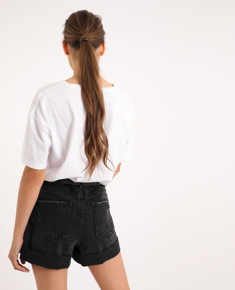 T-shirt Sailor Moon bianco