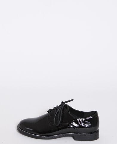 Scarpe derby nere nero