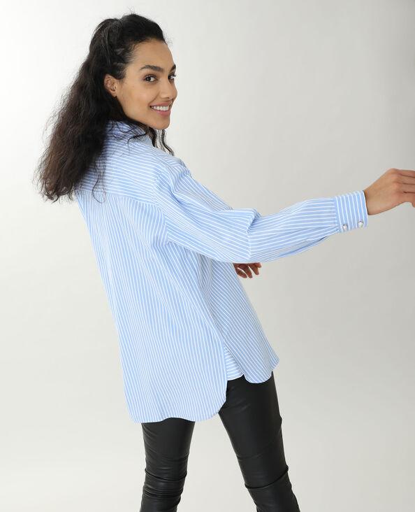 Camicia lunga bianco - Pimkie