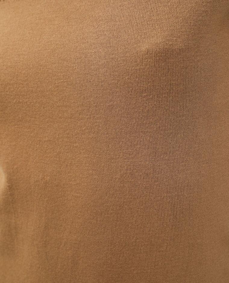 Abito pull marrone - Pimkie