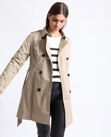size 40 e0d35 61b17 Trench donna | Pimkie