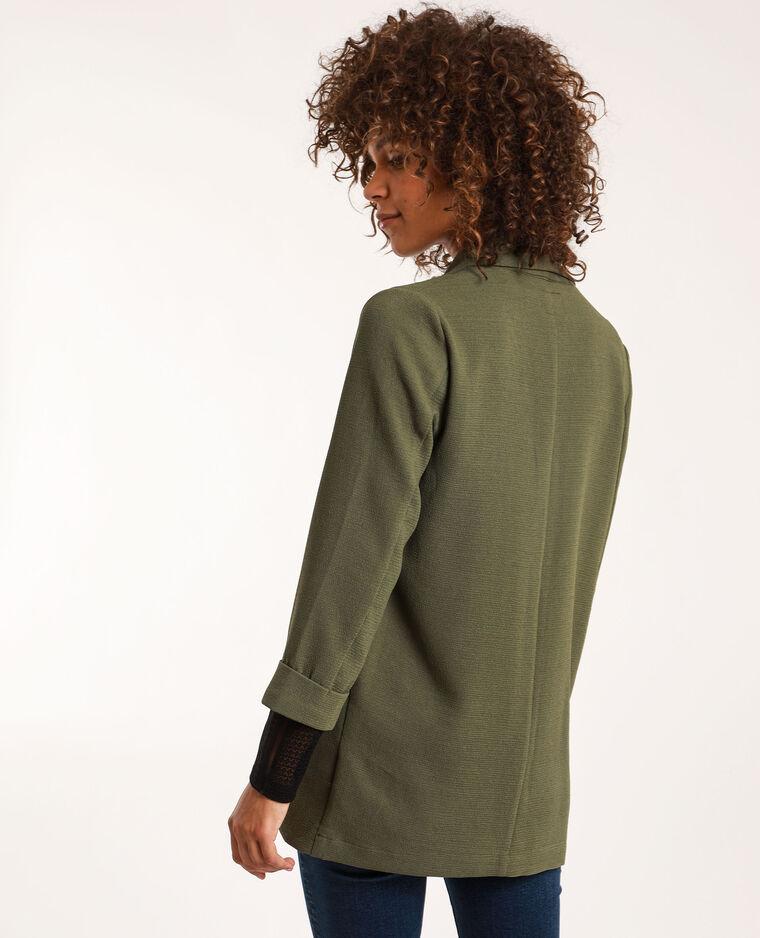 Blazer sottile verde
