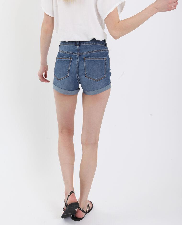 Short in jeans blu denim - Pimkie