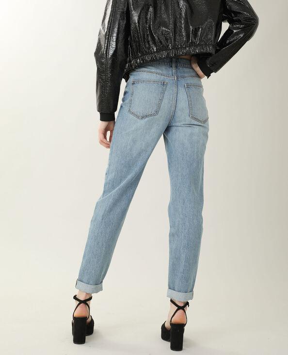 Jeans mom blu denim - Pimkie