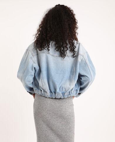Giacca di jeans blu - Pimkie