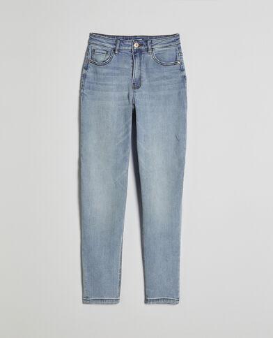 Jeans mom blu chiaro