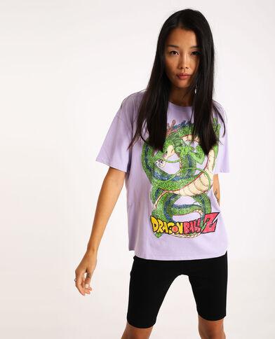 T-shirt Dragon Ball Z parme