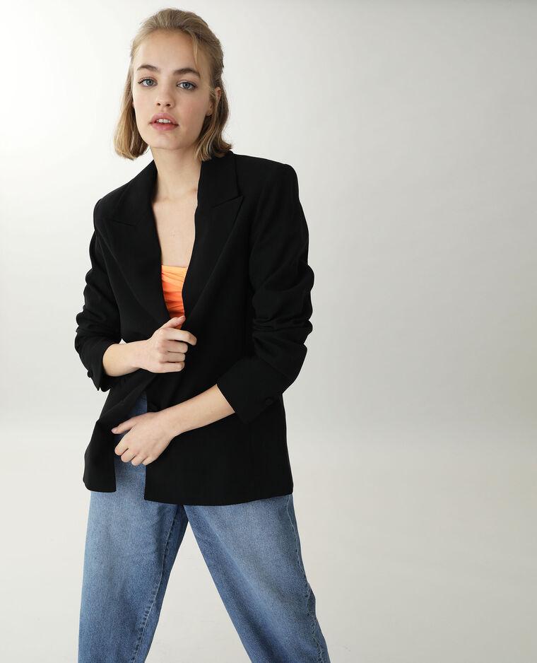 Giacca blazer nero