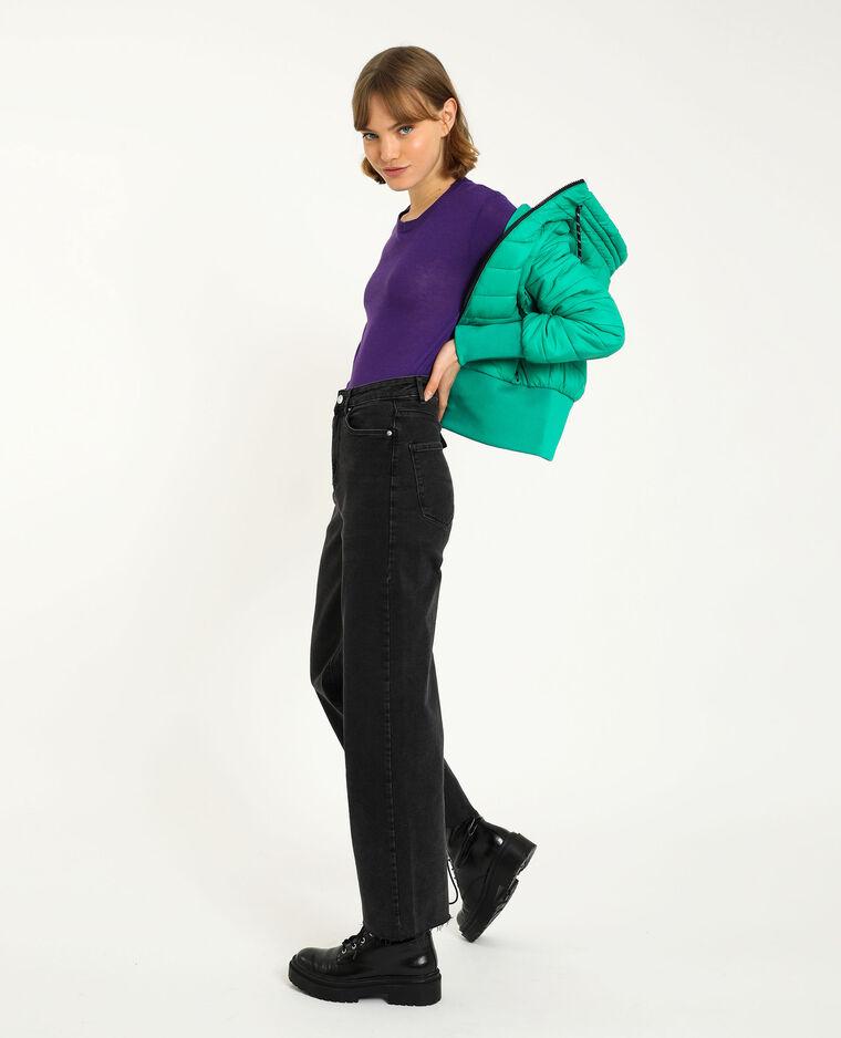 Piumino corto verde - Pimkie