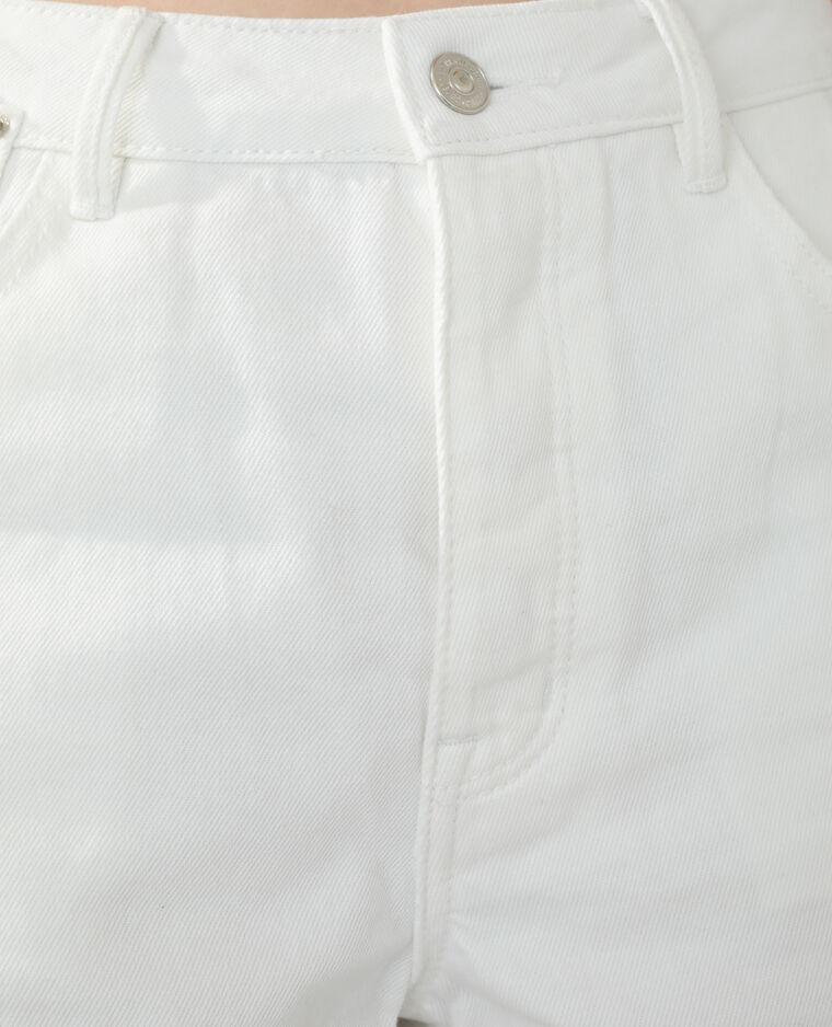 Short di jeans écru - Pimkie