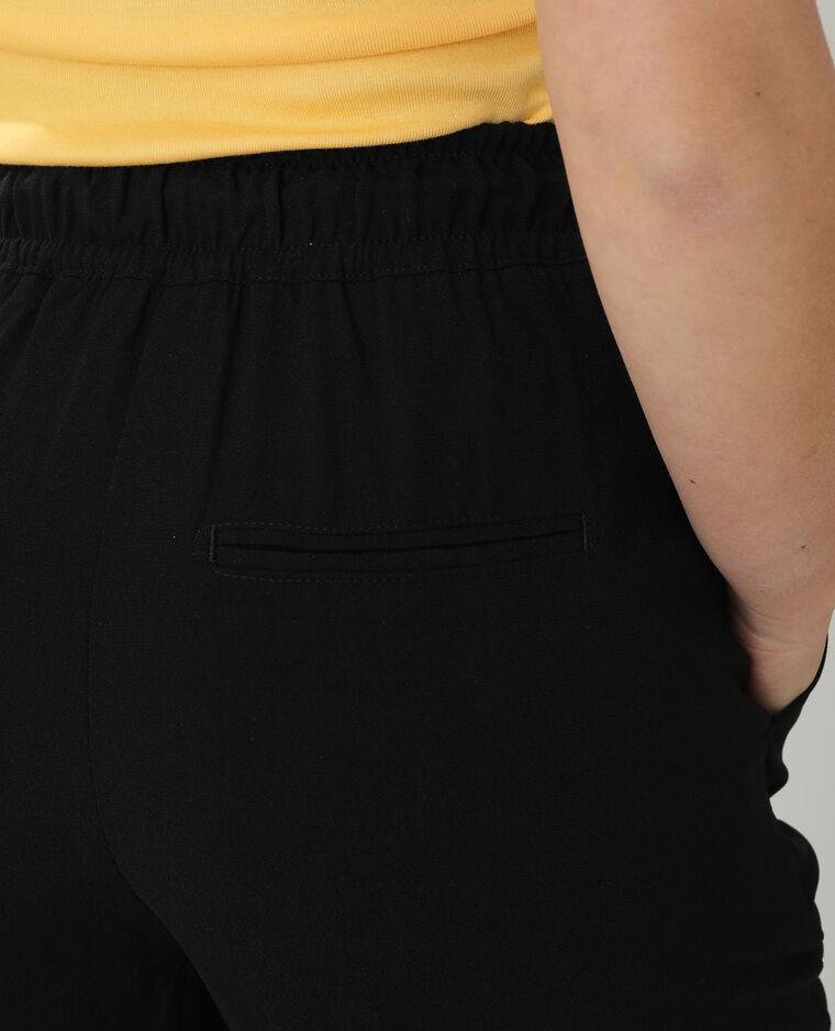 Pantalone largo nero - Pimkie