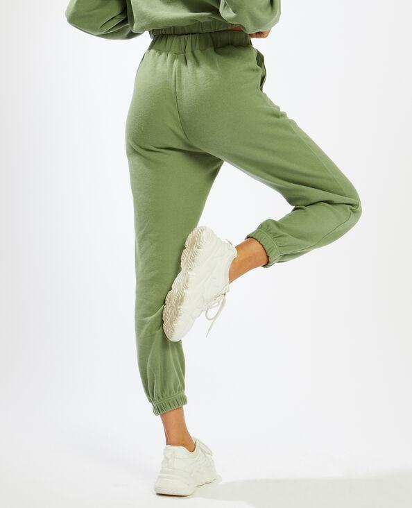 Pantalone da jogging verde - Pimkie