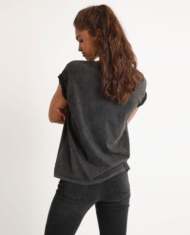 T-shirt Pink Floyd grigio