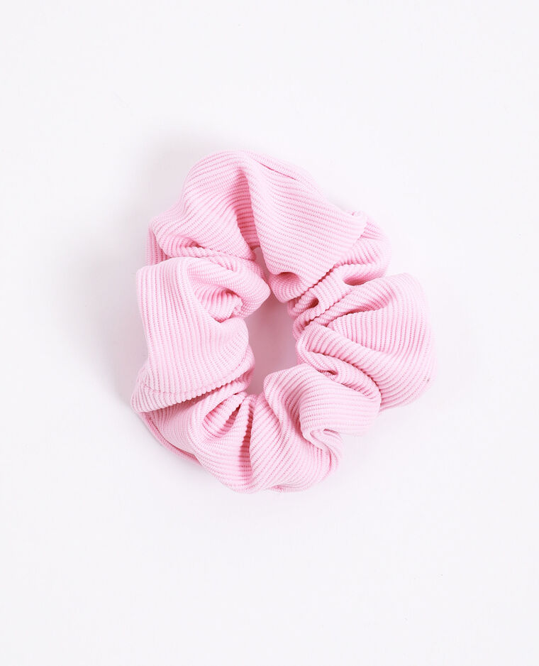 Elastico con texture rosa - Pimkie