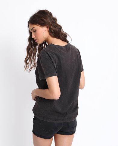 T-shirt Dirty Dancing nero