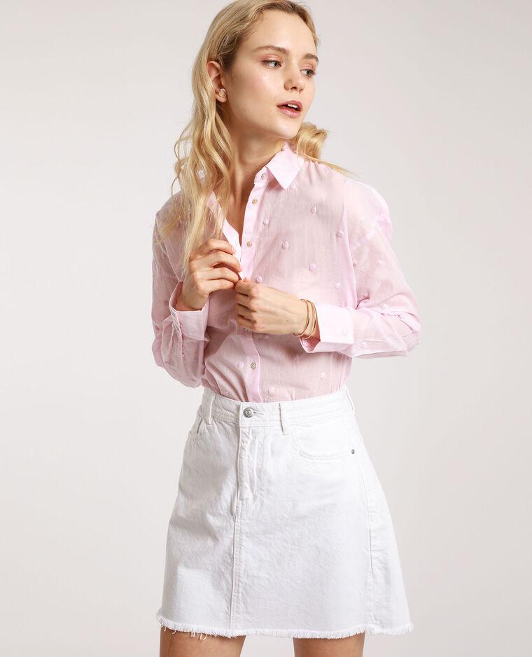 Camicia fantasia rosa - Pimkie