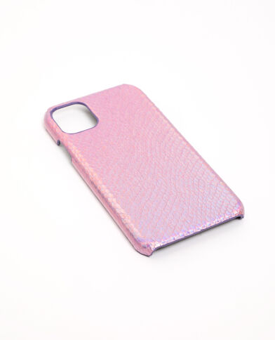 Custodia iPhone XR/11 rosa
