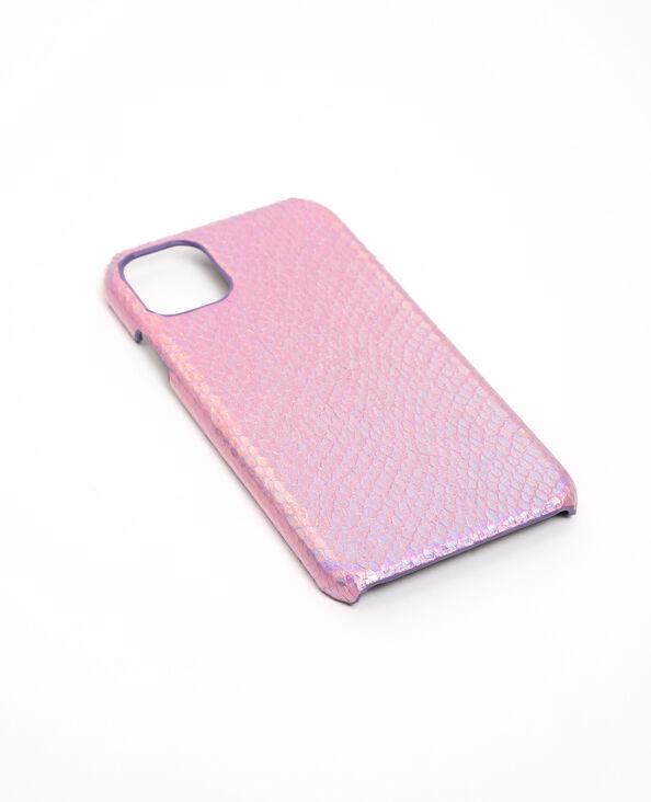 Custodia iPhone XR/11 rosa