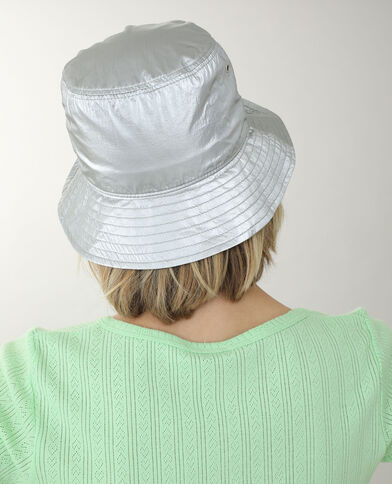 Cappello bob grigio