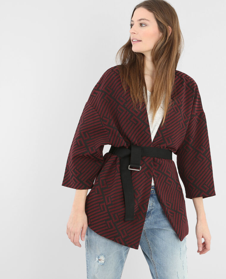 Giacca Kimono 325099331g03 Pimkie Giacca Bordeaux Kimono Bordeaux Pimkie Kimono 325099331g03 Giacca 5Cvxngtn