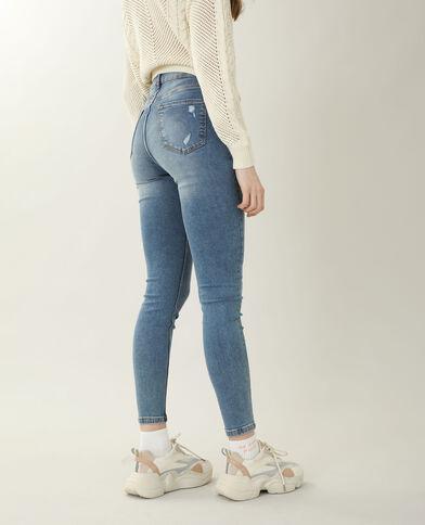 Jeans skinny blu denim - Pimkie