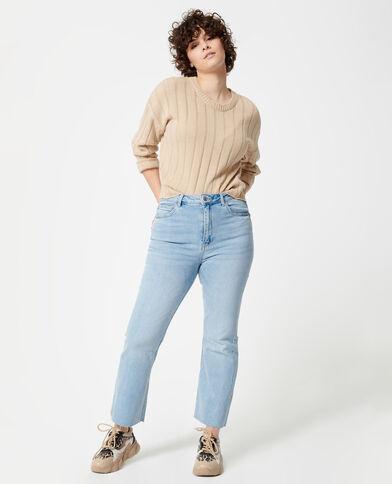 Jeans bootcut blu chiaro - Pimkie