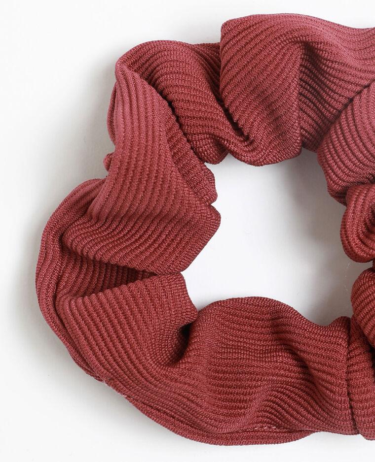 Elastico con texture rosa