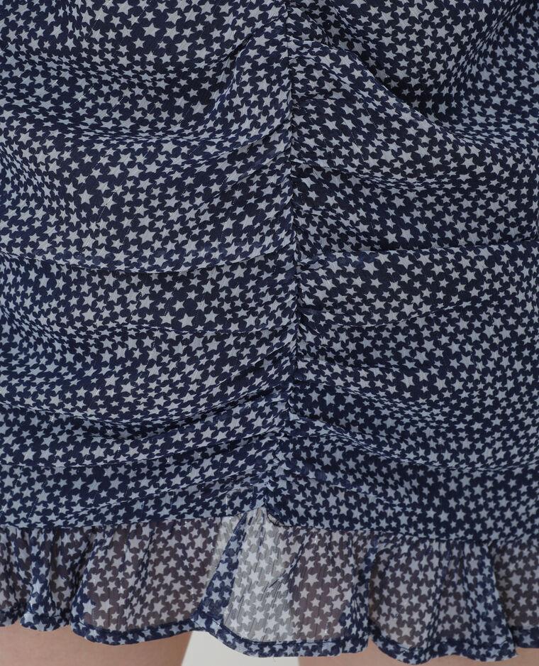 Abito a stelle blu marino - Pimkie