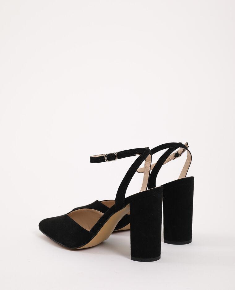 Sandali a punta nero - Pimkie