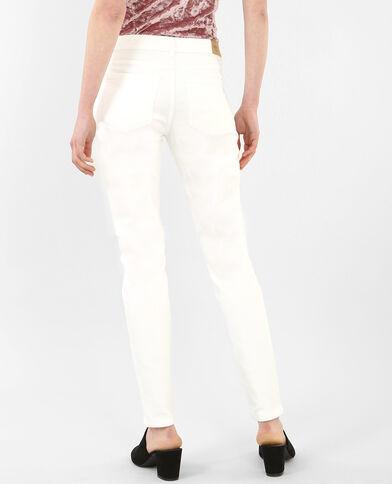 Jeans skinny bianco