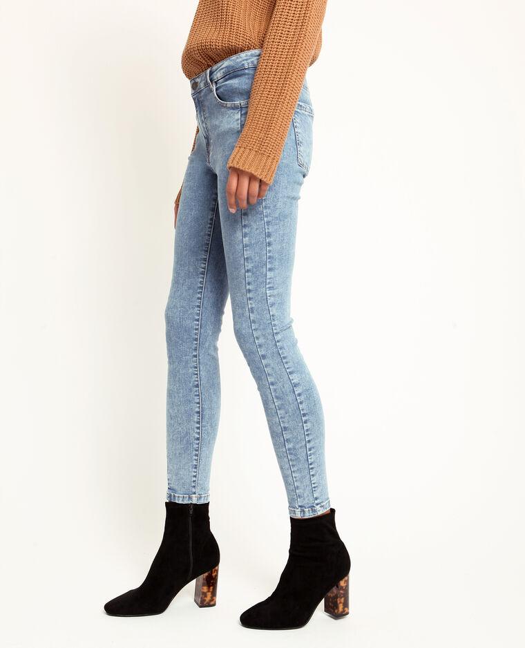 Jeans skinny blu denim