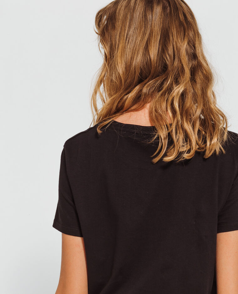 T-shirt Limited Edition nero