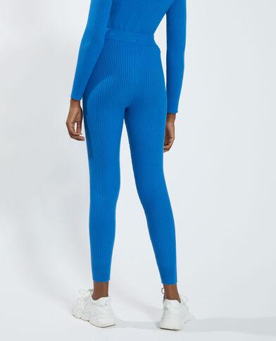 Pantalone a coste blu - Pimkie