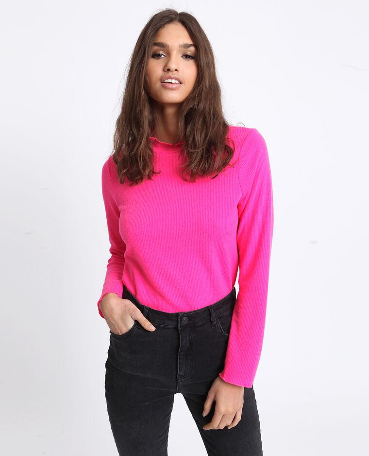 T-shirt fluo rosa
