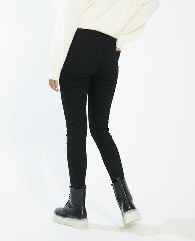 Jeggings high waist nero - Pimkie