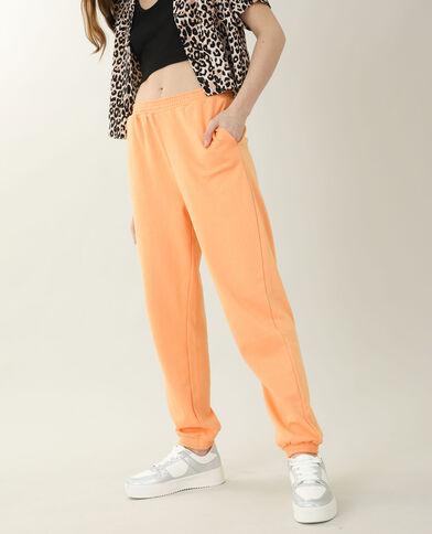 Pantalone da jogging arancio - Pimkie