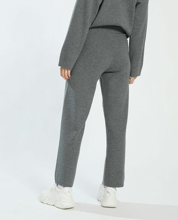 Pantalone wide leg grigio - Pimkie