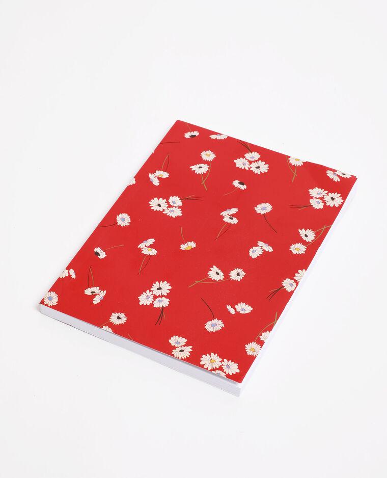 Note book rosso