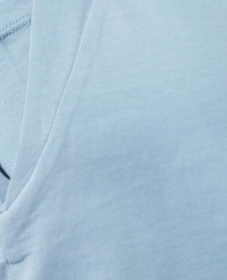 T-shirt ampia blu - Pimkie