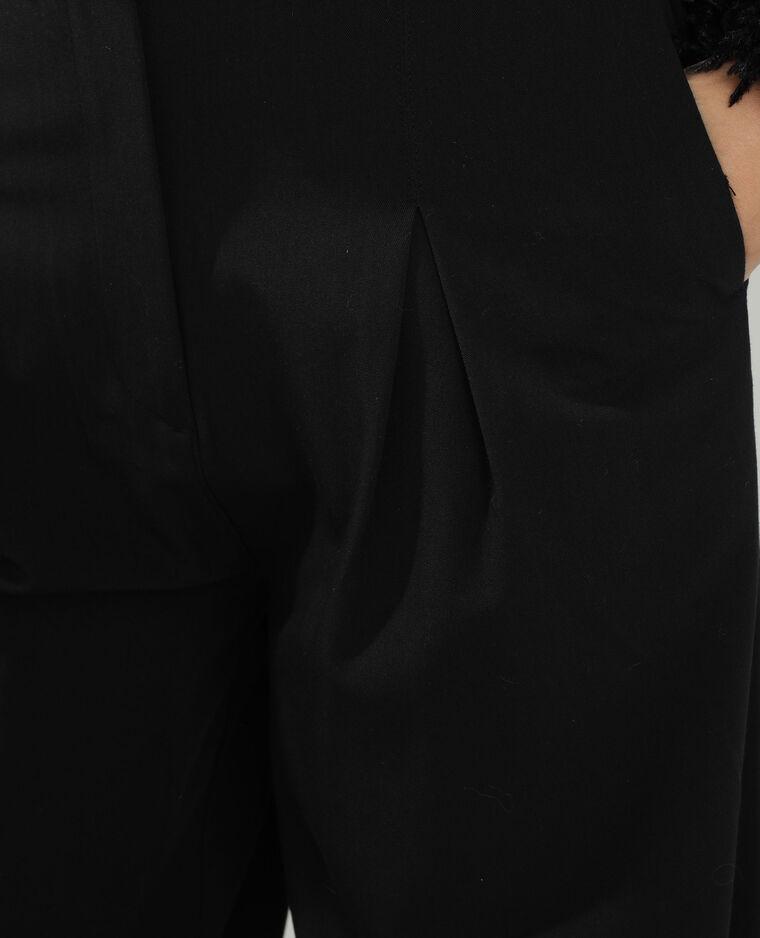 Pantalone city ampio nero - Pimkie