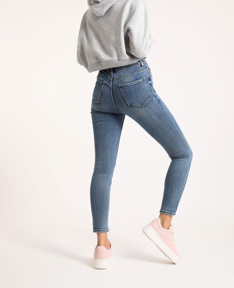 Jeans skinny high waist blu denim - Pimkie