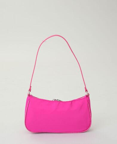 Borsa in nylon rosa fucsia - Pimkie