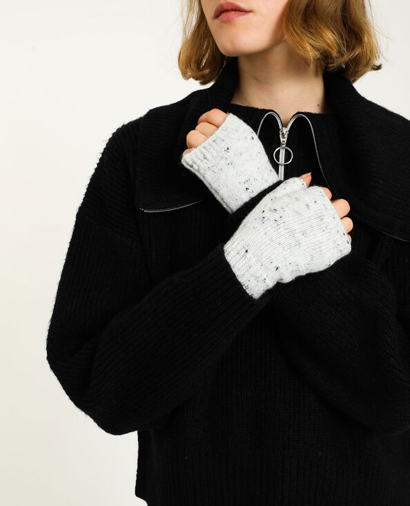Mezzi guanti grigio - Pimkie