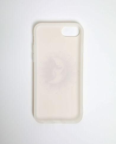 Custodia astro compatibile con iPhone grigio
