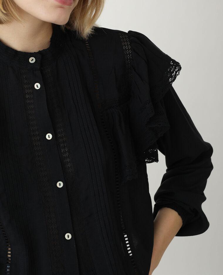 Tunica corta nero