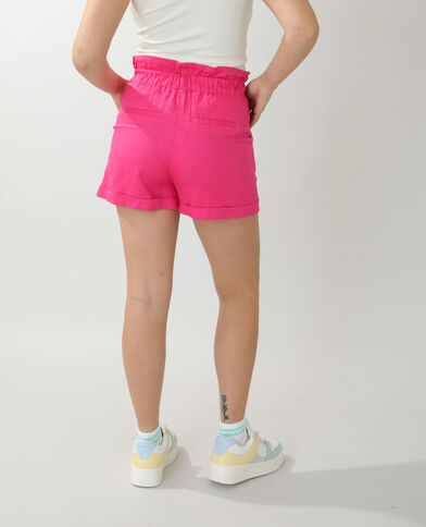 Short city rosa fucsia - Pimkie